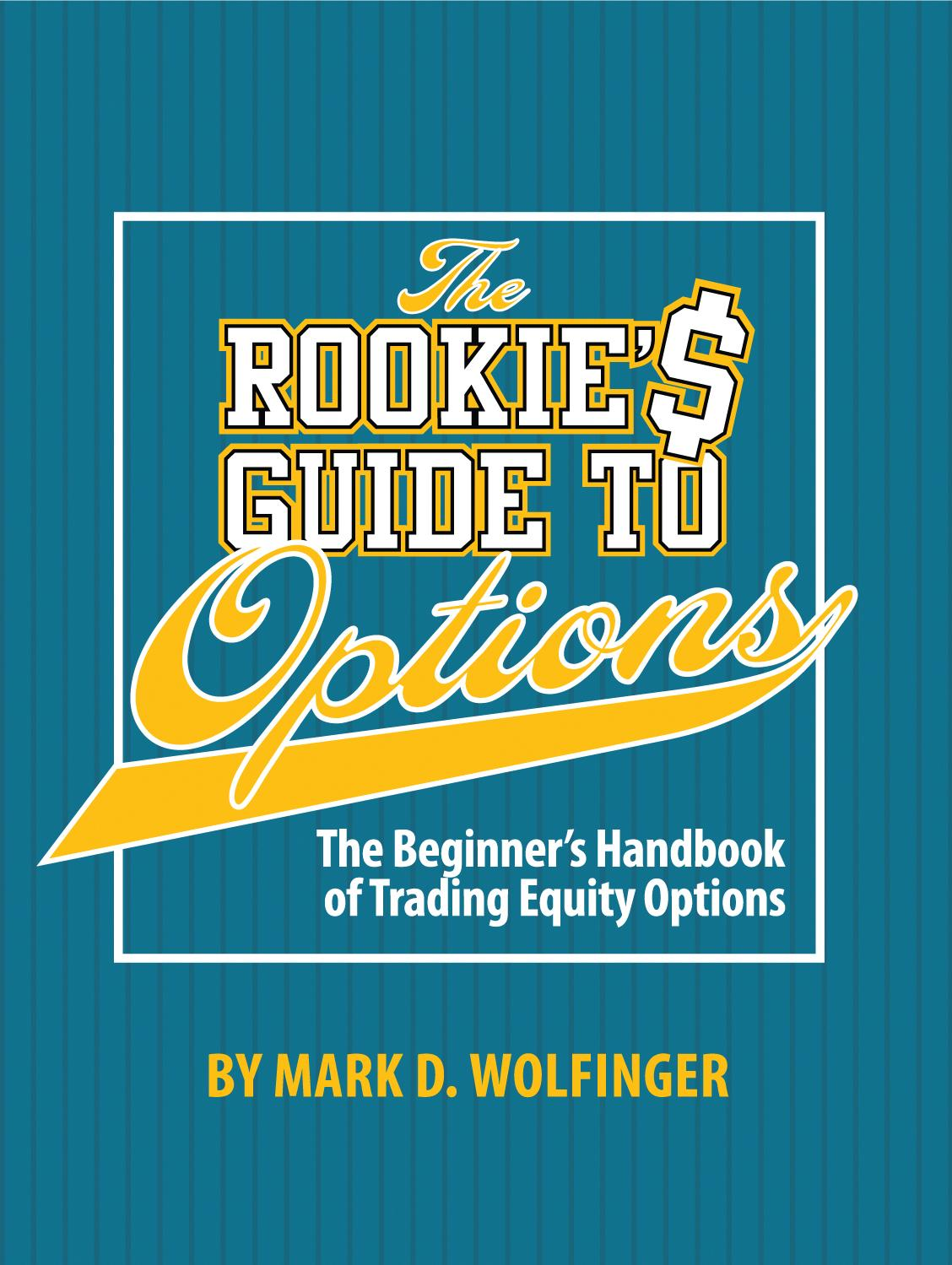 The Rookie's Guide Front